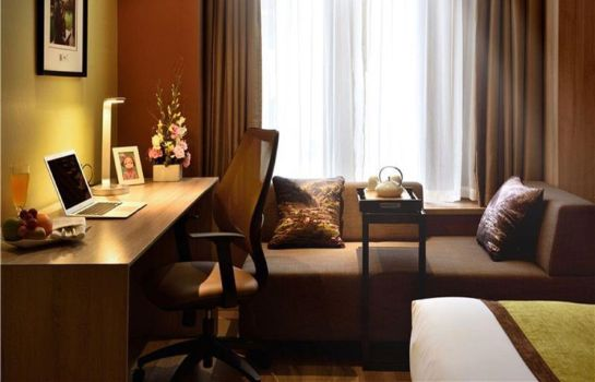 Double room (superior) Atour Hotel Xujiahui