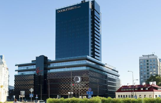 Exterior view DoubleTree by Hilton Minsk