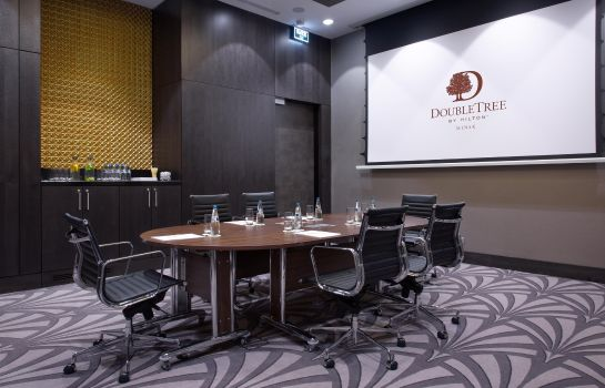 Conference room DoubleTree by Hilton Minsk