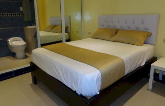Chambre individuelle (standard) Hotel Boutique Puerto Malecon