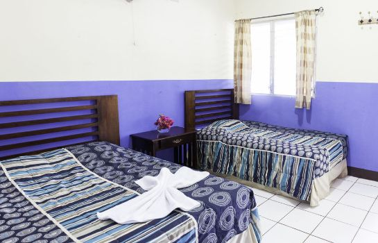 Triple room Hotel Hamacas