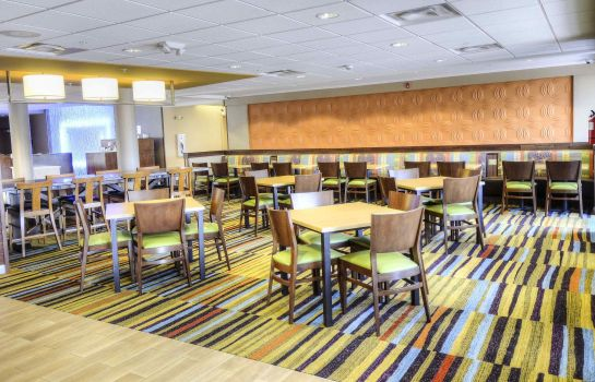 Restaurante Fairfield Inn & Suites Princeton