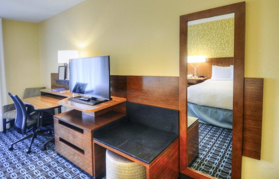 Habitación Fairfield Inn & Suites Princeton