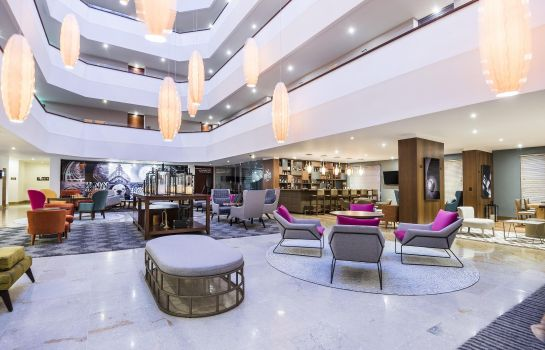 Hotelhal DoubleTree by Hilton Bogota - Calle 100