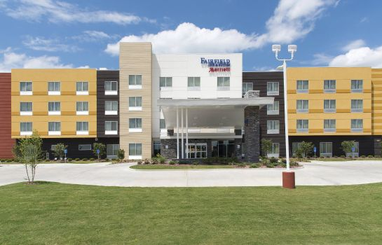 Außenansicht Fairfield Inn & Suites Jackson Clinton