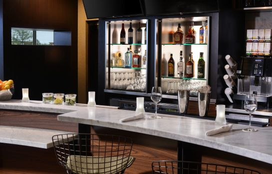 Restaurante Courtyard Dallas Plano/The Colony