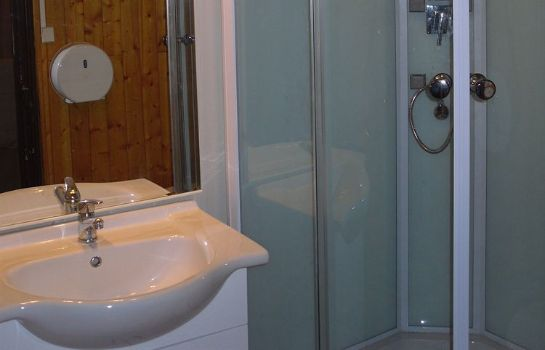 Bagno in camera Chalet Saint Bernard