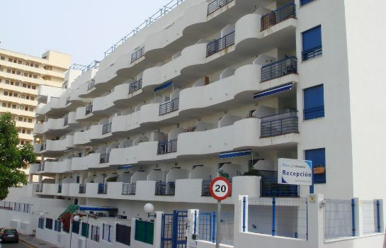 Exterior view Benalmadena Playa Good Places