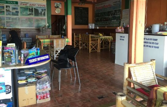 Hotel bar Krabi Nature View Guesthouse