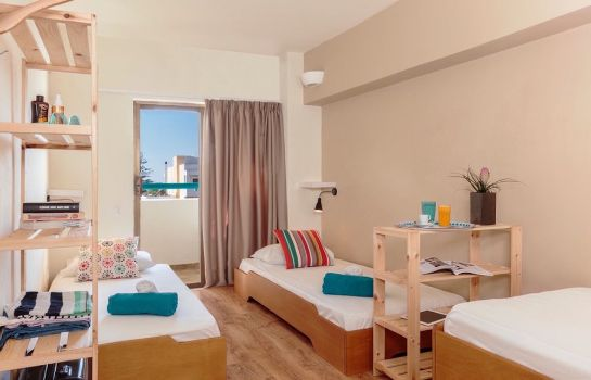 Triple room Lounge  Apartments Stay - Hostel