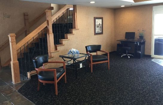 Hotelhalle Baymont Inn & Suites North Platte