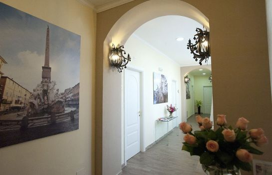 Innenansicht Four Rivers Suites in Rome