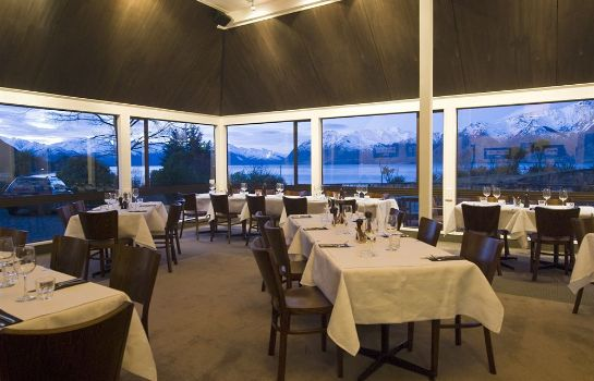 Restaurant Lake Hawea Hotel