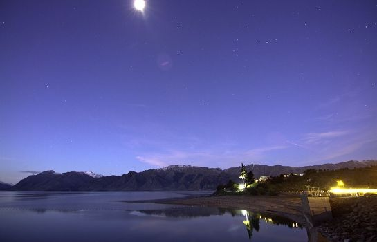 Surroundings Lake Hawea Hotel
