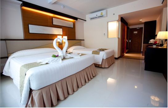 Double room (superior) Asia Cha Am Hotel