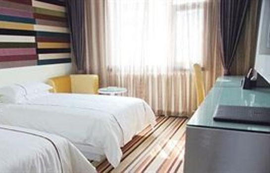 chambre standard Yinchuan Imperial Spring Hotel