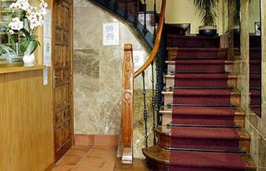 Interior view Hostal Anosa Casa
