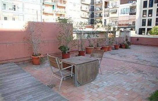 Terrace Apartment Eixample