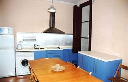 Kitchen in room Apartment Eixample