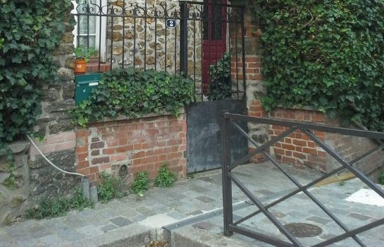 Omgeving Bed & Breakfast La Campagne a Paris