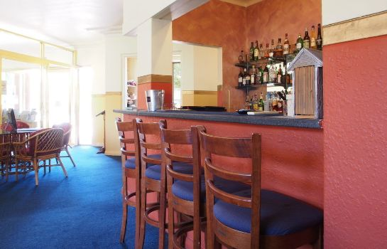 Bar del hotel Normandie Motel and Function Centre