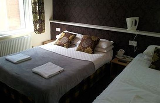 Chambre individuelle (standard) The Cressington