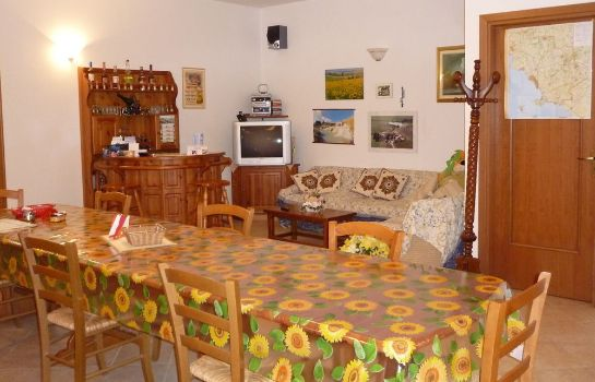 Vista all'interno Agriturismo Galeazzi