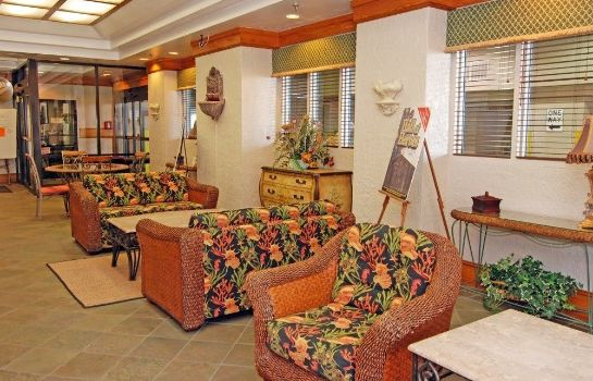 Hol hotelowy Ocean Forest Plaza by Palmetto Vacation Rental