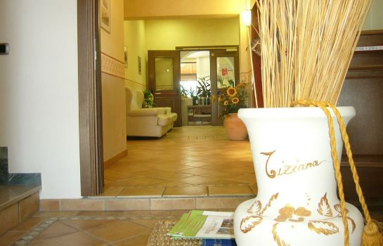Interior view Hotel Tiziana