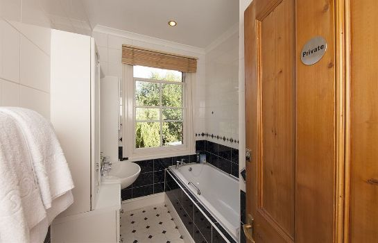 Bagno in camera Copper Beech House