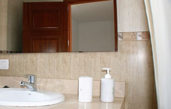 Bathroom Lanzarote Green Villas