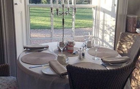 Restaurant Buslingthorpe Manor B&B
