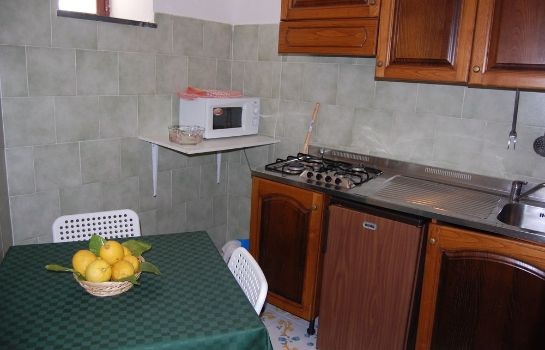 Kitchen in room Torre Turbolo