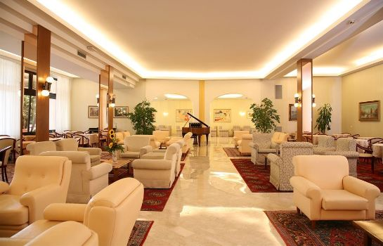 Lobby Hotel Terme Marconi
