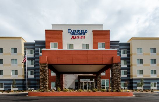 Exterior view Fairfield Inn & Suites Enterprise