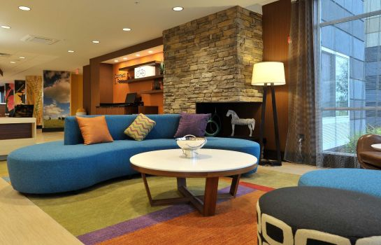Lobby Fairfield Inn & Suites Enterprise