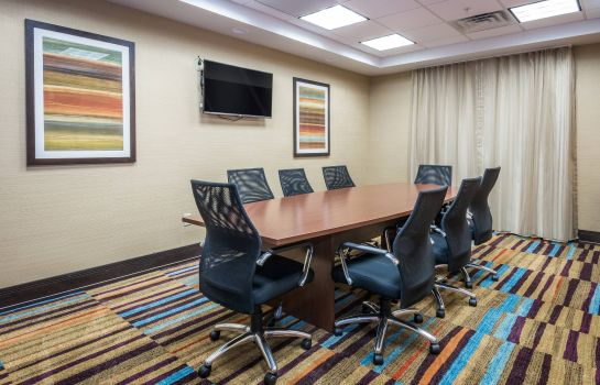 Conference room Fairfield Inn & Suites Enterprise