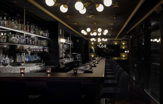 Bar del hotel Hotel ZOE by AMANO Group