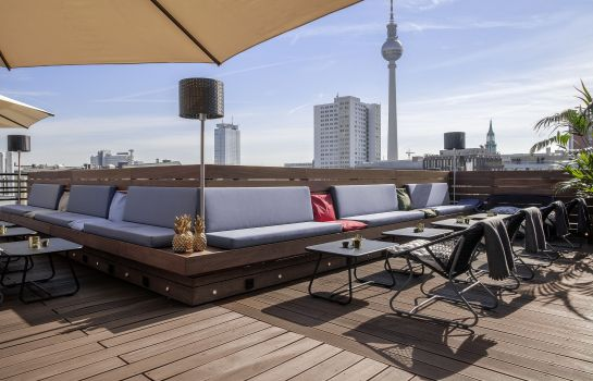 Terraza Hotel ZOE by AMANO Group