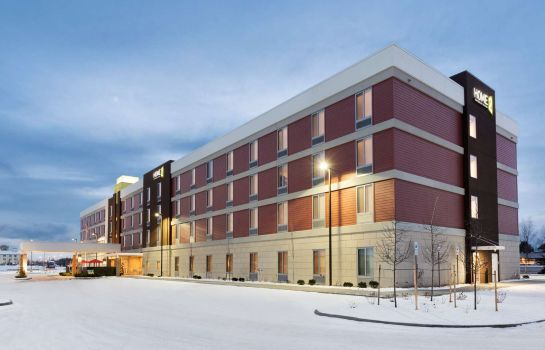 Vista esterna Home2 Suites by Hilton Anchorage-Midtown