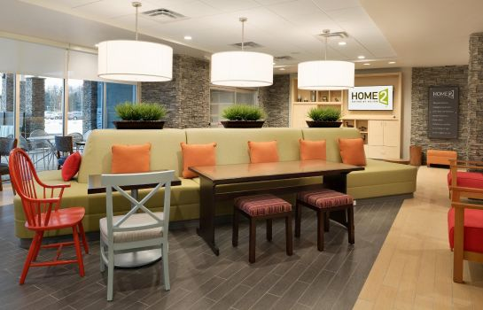 Ristorante Home2 Suites by Hilton Anchorage-Midtown