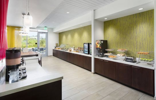 Restaurant SpringHill Suites San Diego Mission Valley