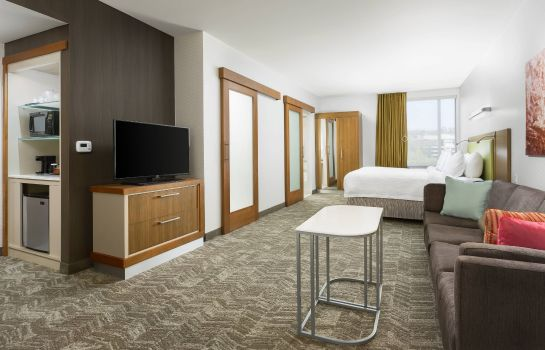 Suite SpringHill Suites San Diego Mission Valley