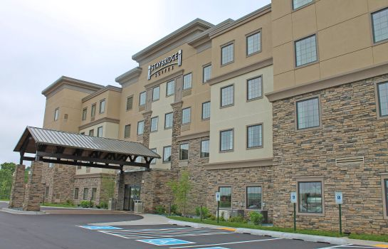 Buitenaanzicht Staybridge Suites EAU CLAIRE - ALTOONA