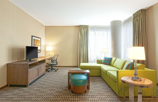 Chambre Homewood Suites by Hilton Houston Downtown