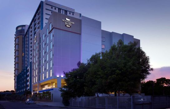 Vista exterior Homewood Suites by Hilton Miami Downtown-Brickell