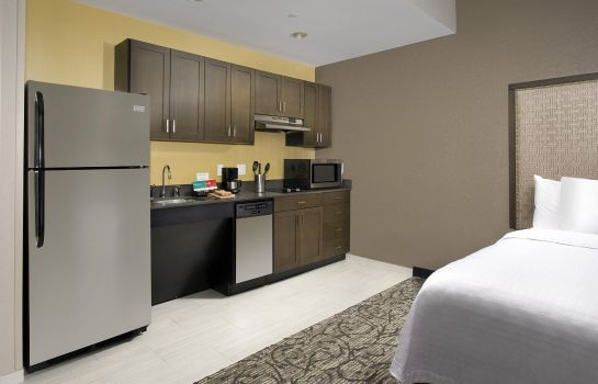 Bar del hotel Homewood Suites by Hilton Miami Downtown-Brickell