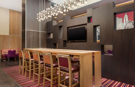 Restaurant Hampton Inn Manhattan-Times Square Central NY