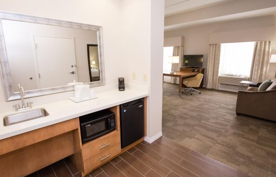 Hotelbar Hampton Inn - Suites - Pittsburgh-Harmarville PA