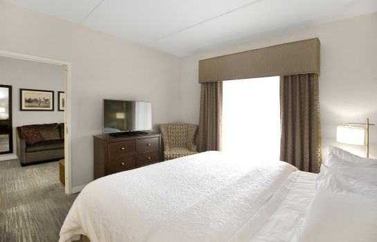 Suite Hampton Inn - Suites - Pittsburgh-Harmarville PA